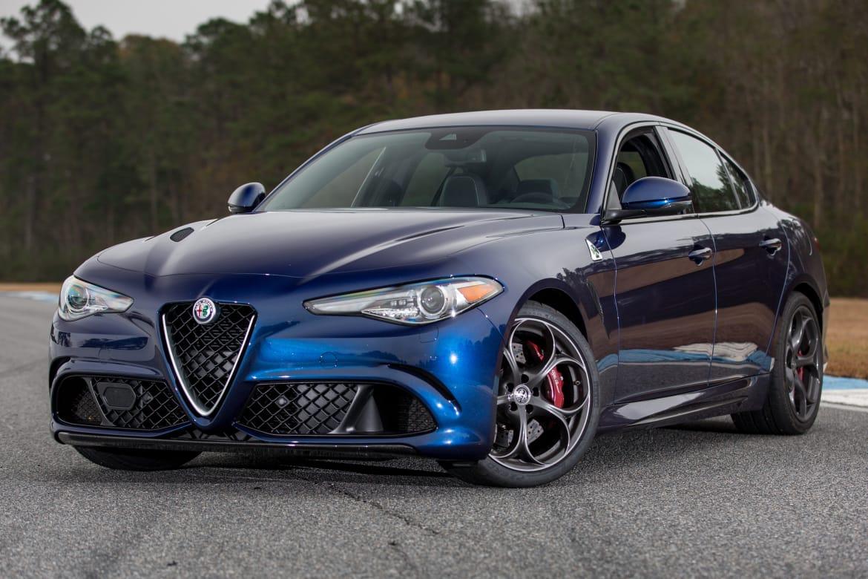 Alfa Romeo Giulia >> 2017 Alfa Romeo Giulia Quadrifoglio Review Photo Gallery