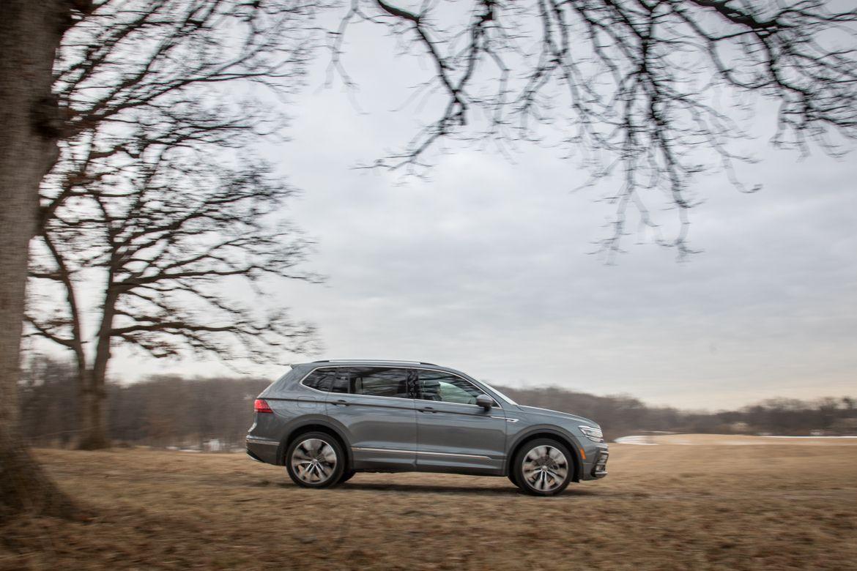 2019 Volkswagen Tiguan Review: All-Around Greatness