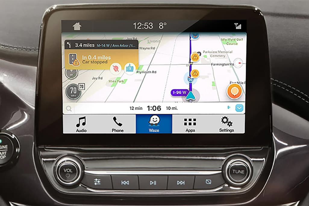 Ford Has New Waze to Beat Traffic, Even for iPhone Users