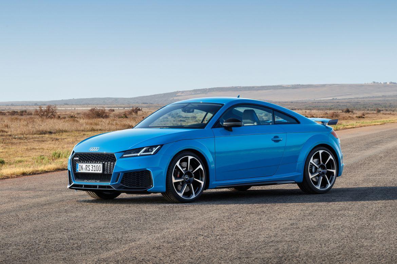 Audi Tt Rs >> 2019 Audi Tt Rs Tiny Tweaks For The Tiny Rocket News