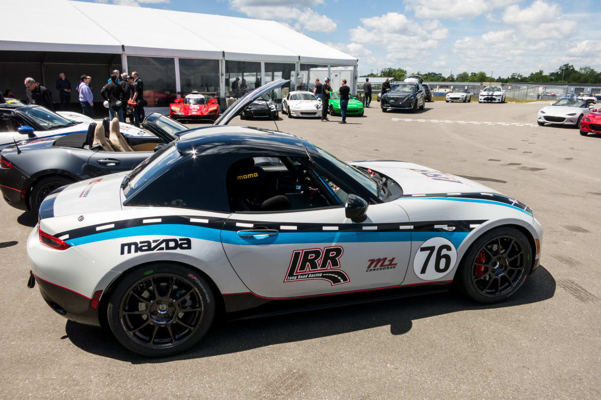 Long Road Racing 'Ultimate MX-5' Mazda Miata: Track-Tested
