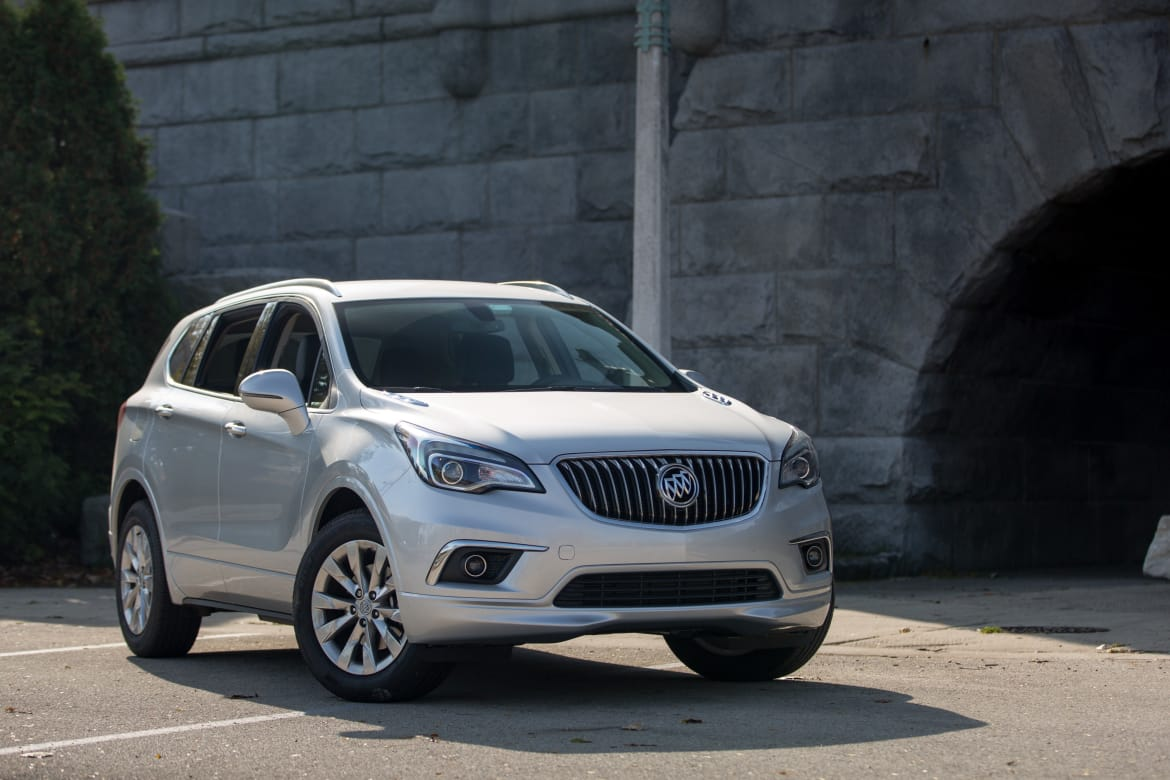Our View: 2017 Buick Envision
