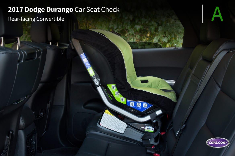 Enjoyable 2017 Dodge Durango Car Seat Check News Cars Com Alphanode Cool Chair Designs And Ideas Alphanodeonline