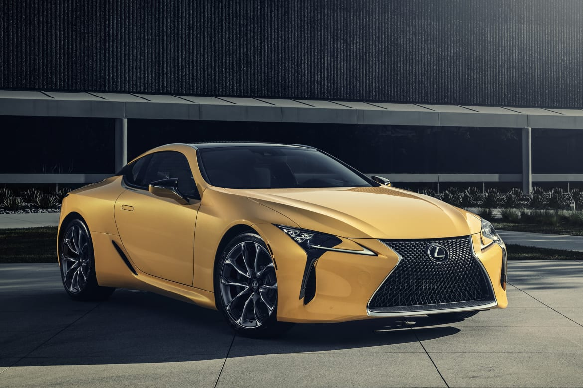 Want A Lexus Lc 500 That Stands Out Even More Peep The Inspiration