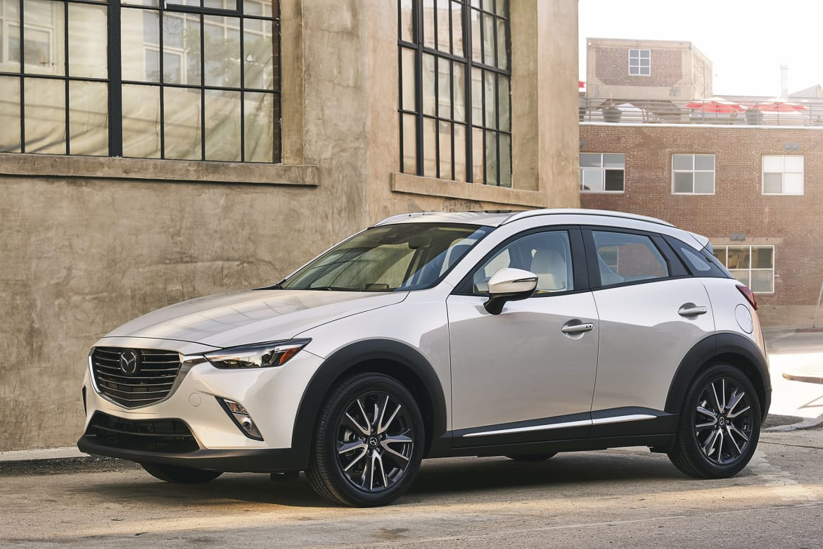 2018 Mazda Cx 3 Adds Features Bumps Up Price News Cars Com