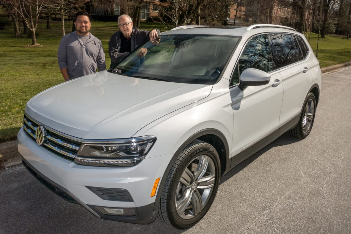 Road Trip! 7 Ways the 2018 Tiguan Is Good for Getaways