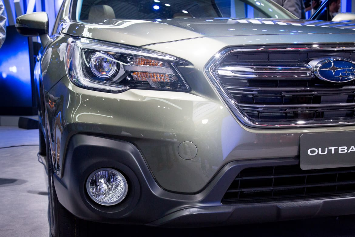 2018 Subaru Outback: What Does It Cost to Fill Up? | News | Cars com