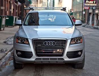Our view: 2010 Audi Q5