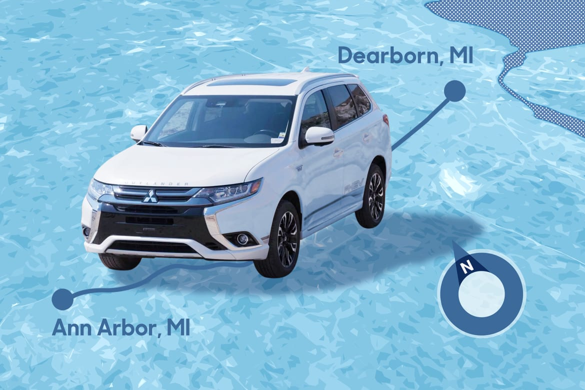 2018 Mitsubishi Outlander Phev Perfect Hybrid Suv For Very Specific