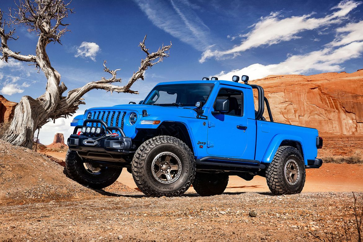 The 3 Most Awesome Off Road Concepts For 2019 Easter Jeep