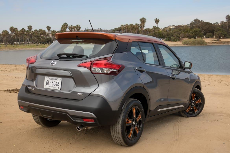 2018 Nissan Kicks First Drive A Non Suv Thats Big On Utility