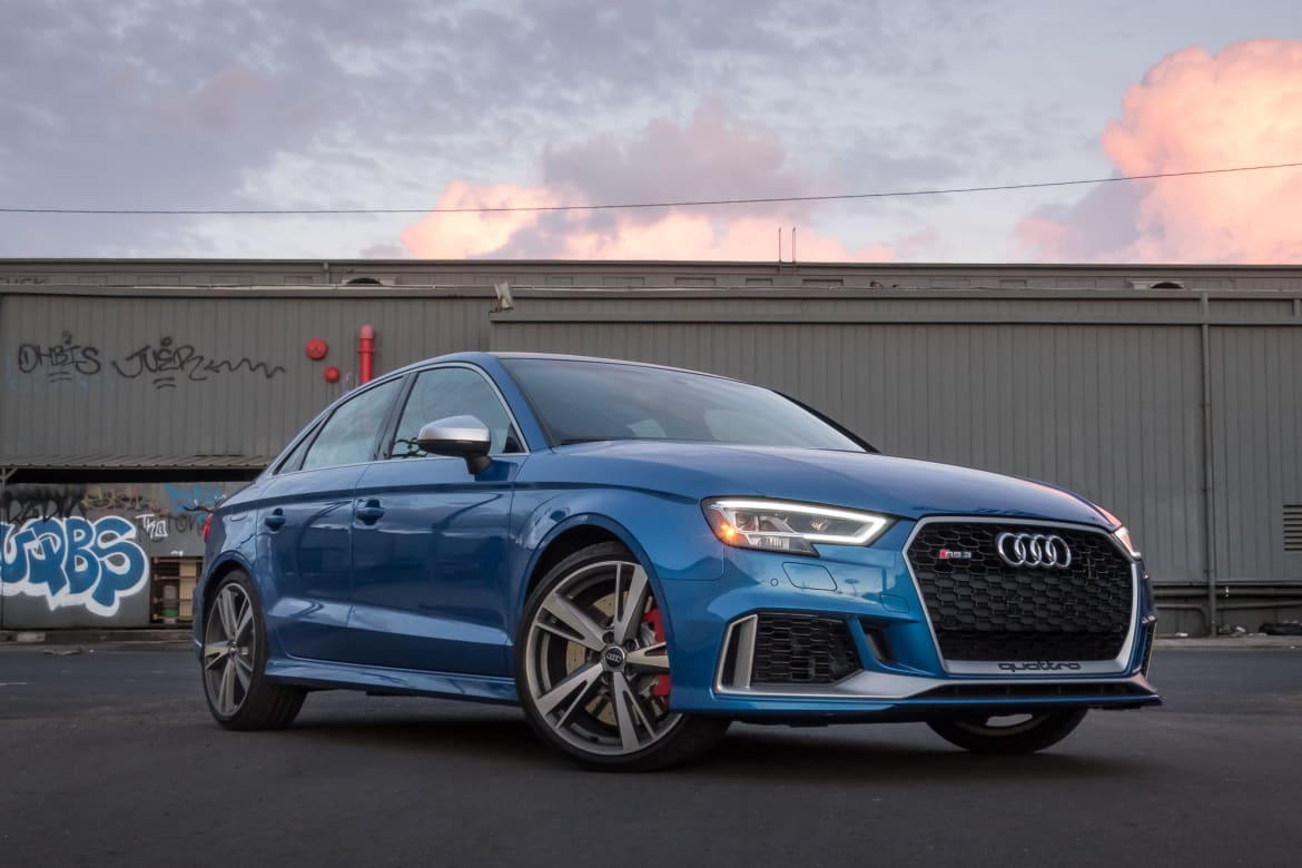 2017 Audi RS 3 Vs  2018 Audi TT RS: Performance at a Price