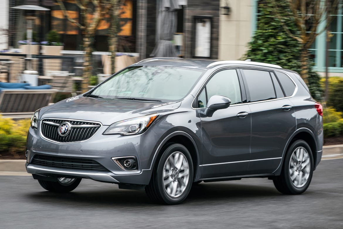 How Much Does A New Transmission Cost >> 2019 Buick Envision Sees Price Cut New Transmission News Cars Com