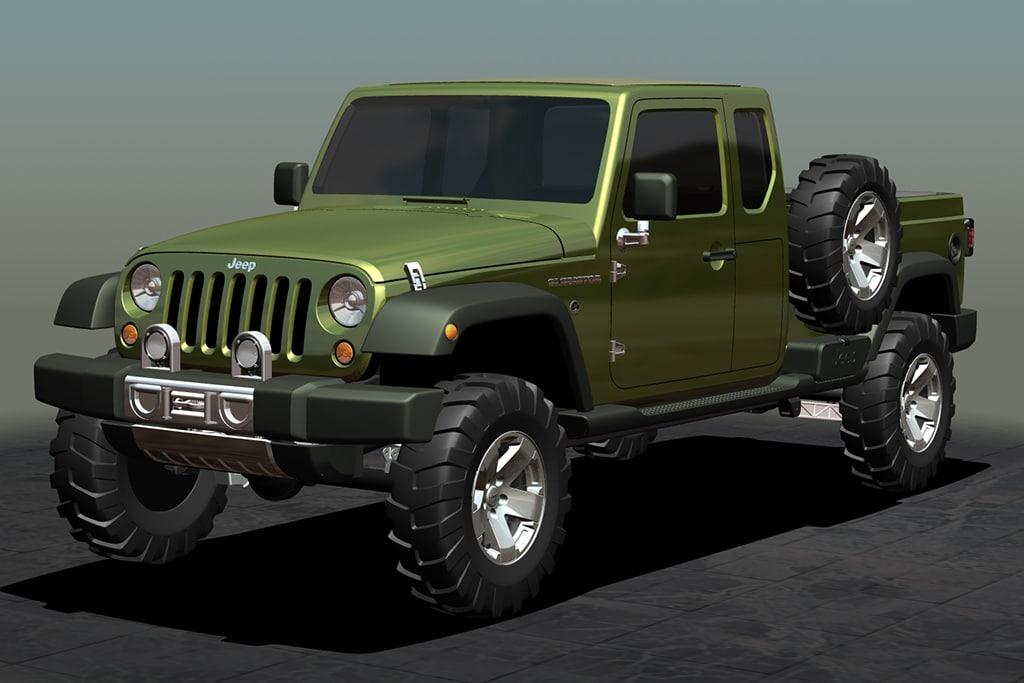 Jeep Comanche 2019