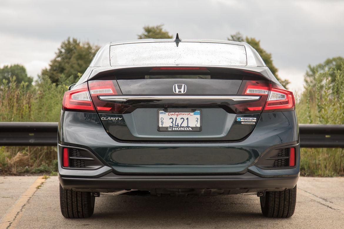 2019 Honda Clarity Plug-In Hybrid Review: A Rare Winner of