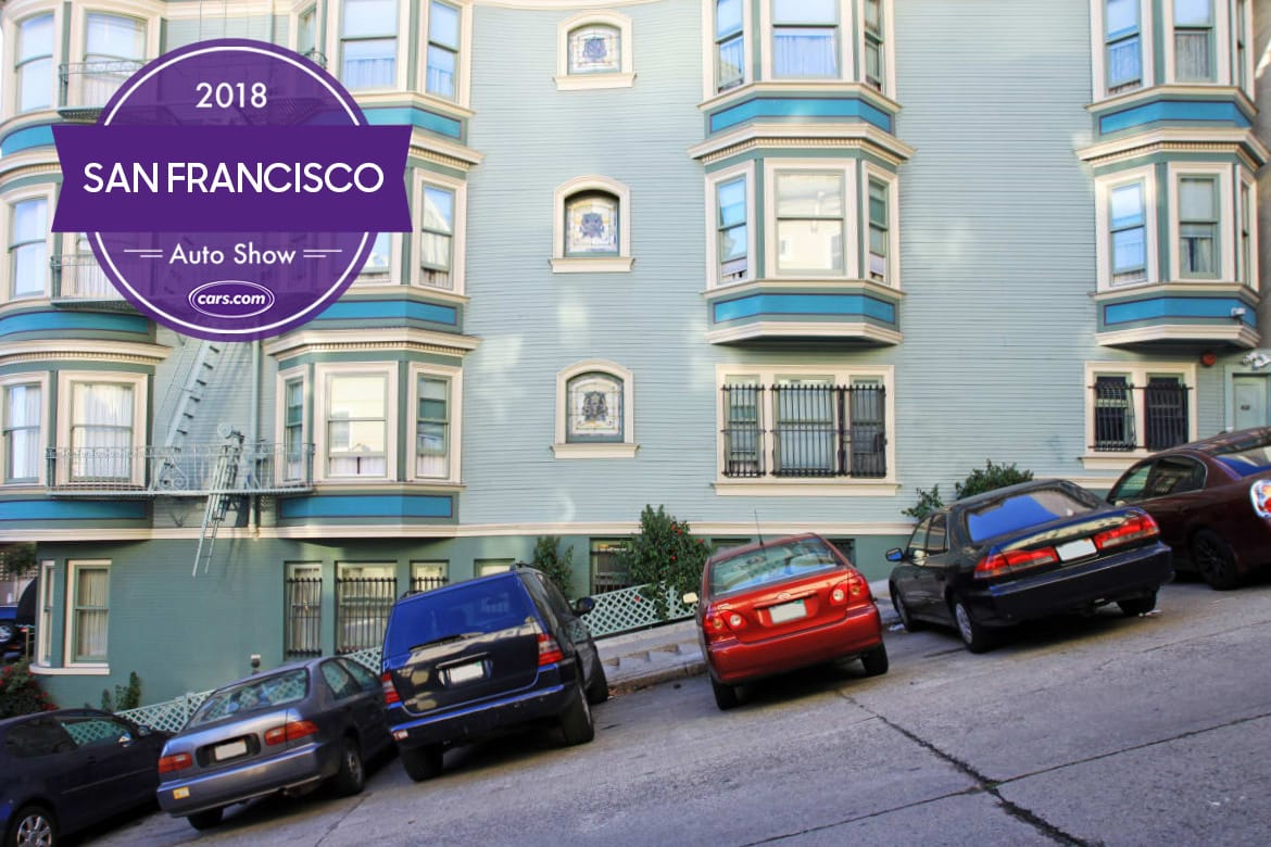 Used Cars San Francisco >> 2018 San Francisco Auto Show 5 Things You Can T Miss News