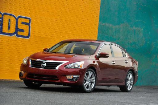 2013 Nissan Altima Explaining The Trim Levels News Cars Com