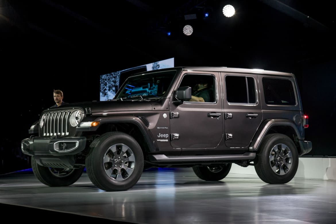 How Will Jeep Make The 2020 Wrangler A Plug In Hybrid