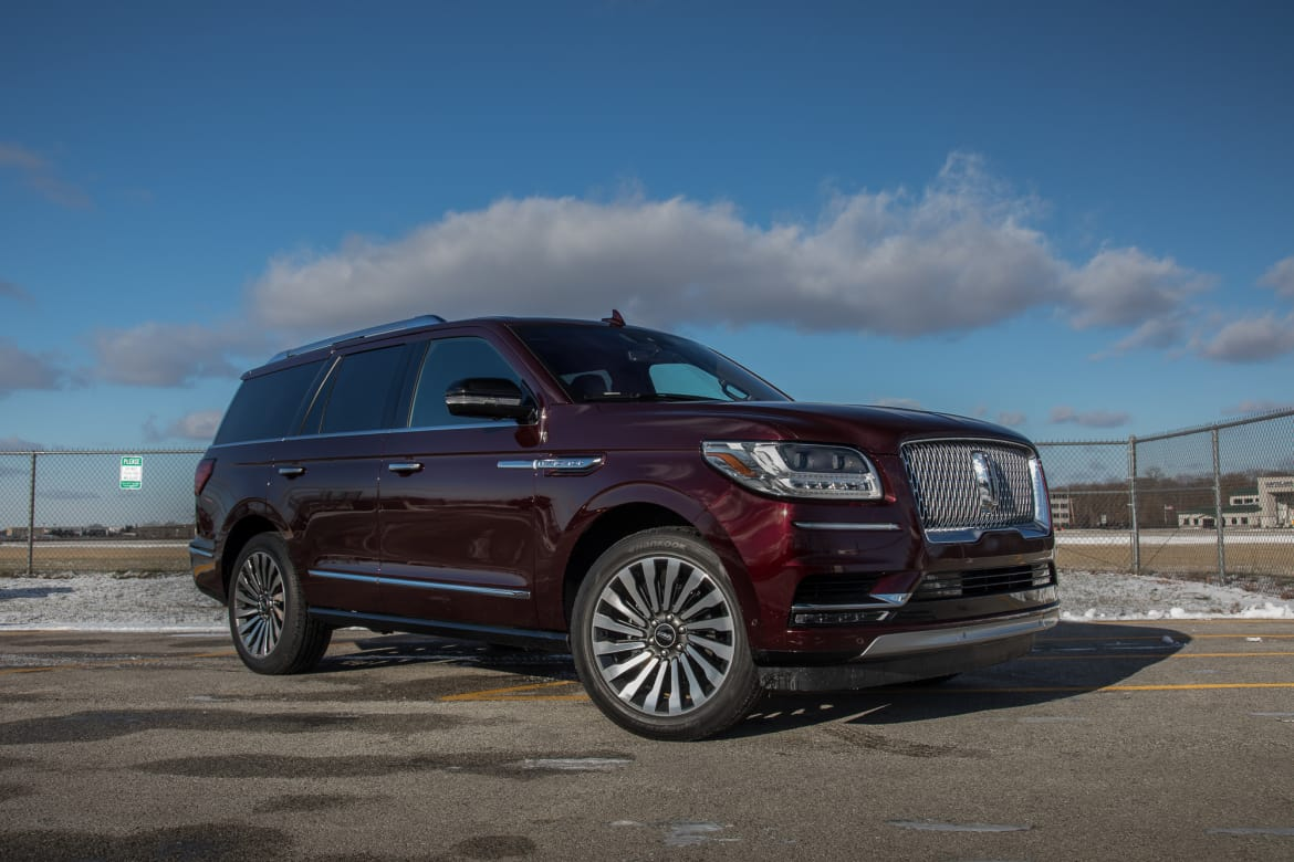 2018 Lincoln Navigator Review: Luxury and Technology on a Grand Scale