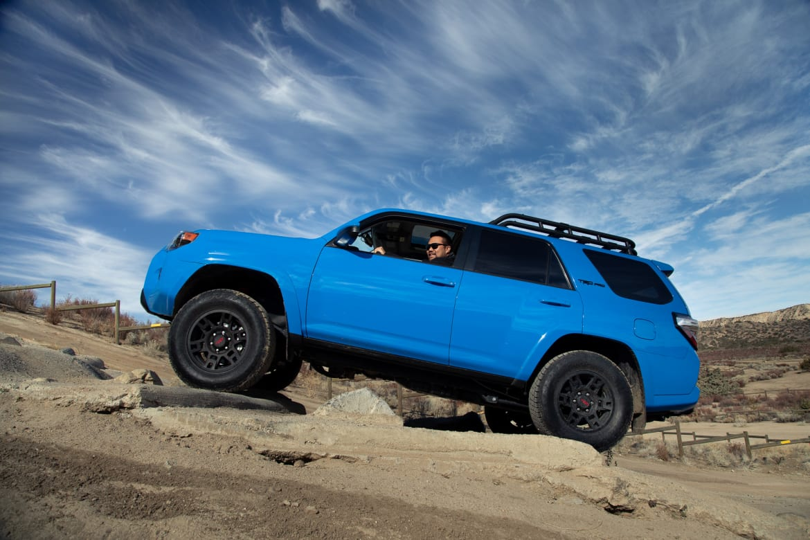 2021 Toyota 4Runner Redesign, TRD Pro, Limited, And Price >> 2019 Toyota 4runner Trd Pro Gallery Old School Appeal News Cars Com