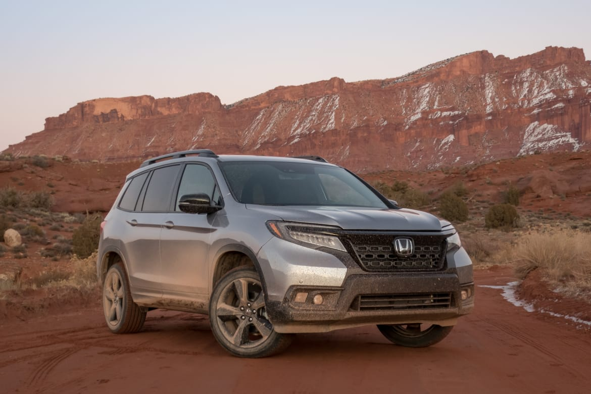 2019 Honda Passport First Drive Not Just A Honda Pilot Clone News