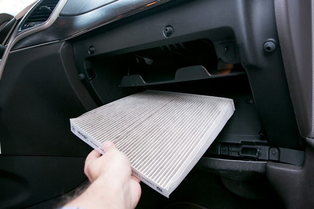 What's a Cabin Air Filter and When Should You Replace It? | News