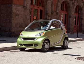 Our view: 2012 smart ForTwo