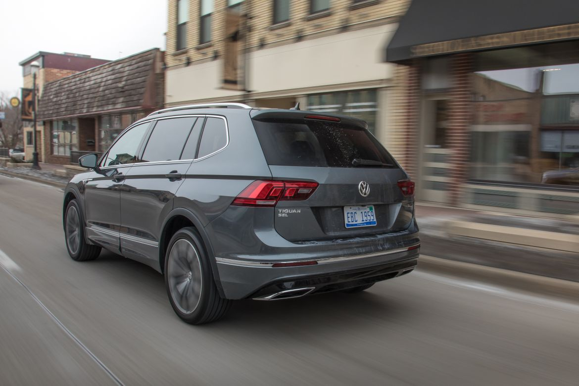 Top 5 Reviews and Videos of the Week: 2019 Volkswagen Tiguan