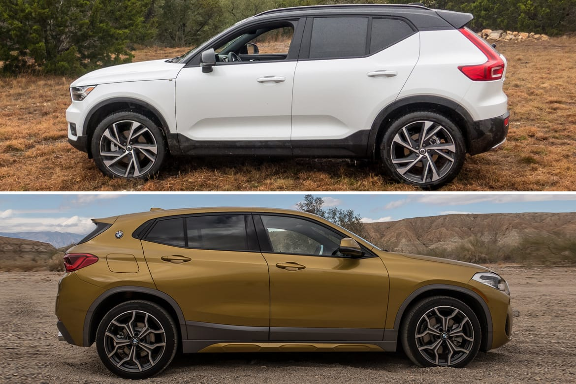 Battle of the X's: Is the BMW X2 the Anti-Volvo XC40? | News | Cars com