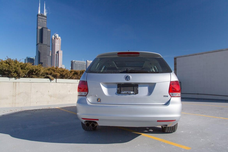 Mileage Update: Long-Term Volkswagen Jetta SportWagen TDI