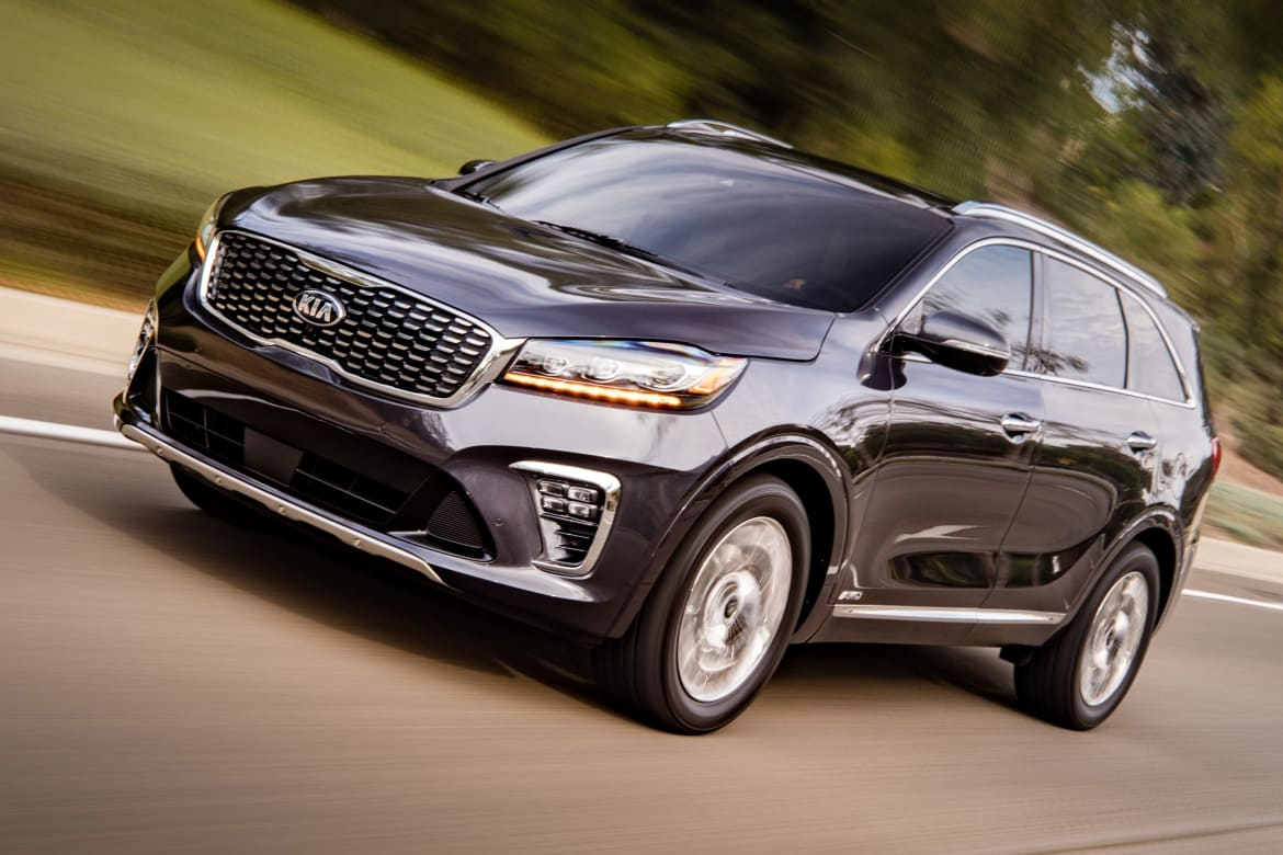 Cars With 3rd Row >> All 2019 Kia Sorentos Get Third Row Higher Prices News Cars Com