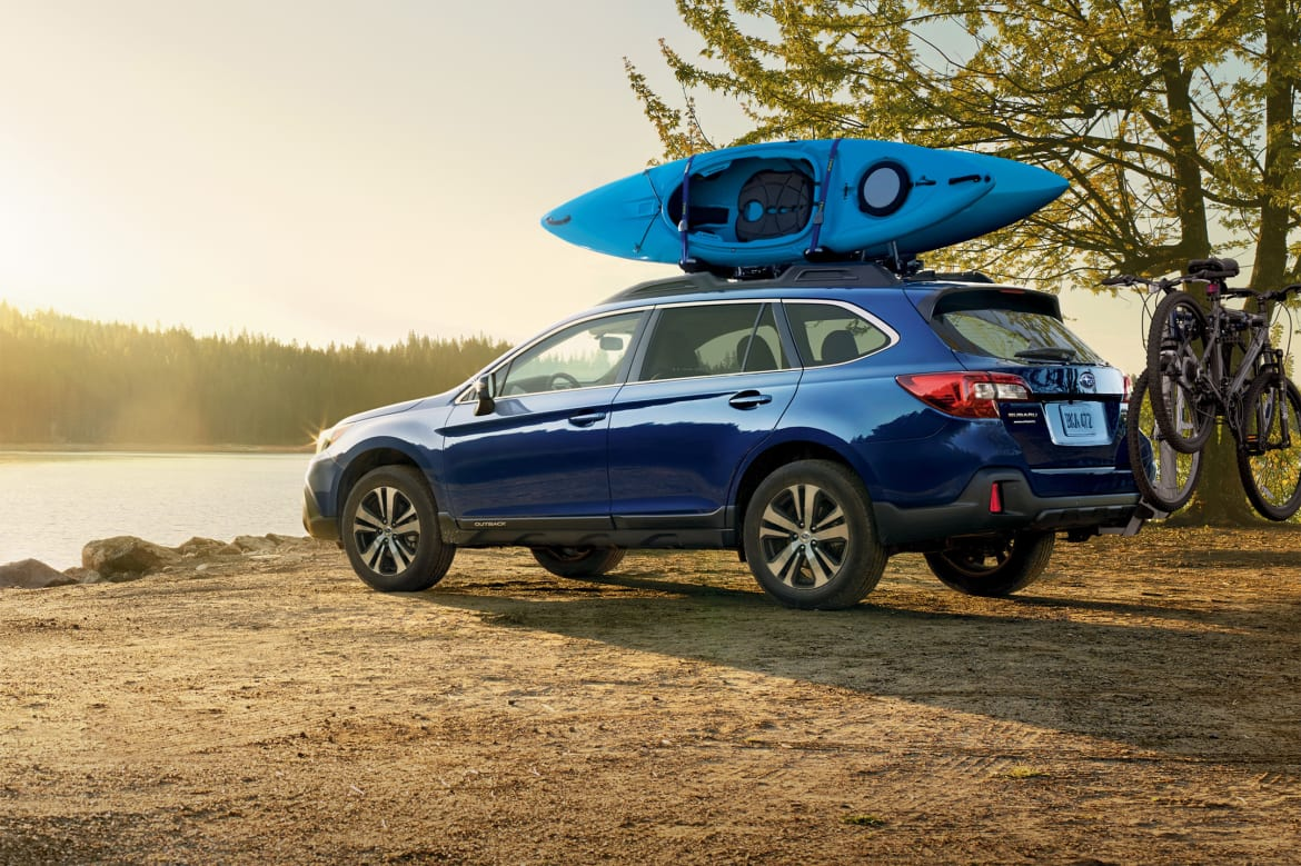 Redesigned Subaru Outback To Follow Closely In 2020 Legacy S