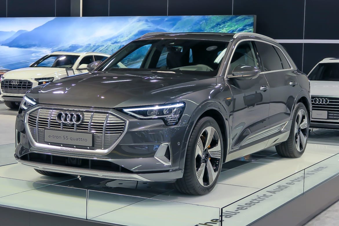 2019 Audi E Tron Sets High E Xpectations For Future Of Electric Suvs