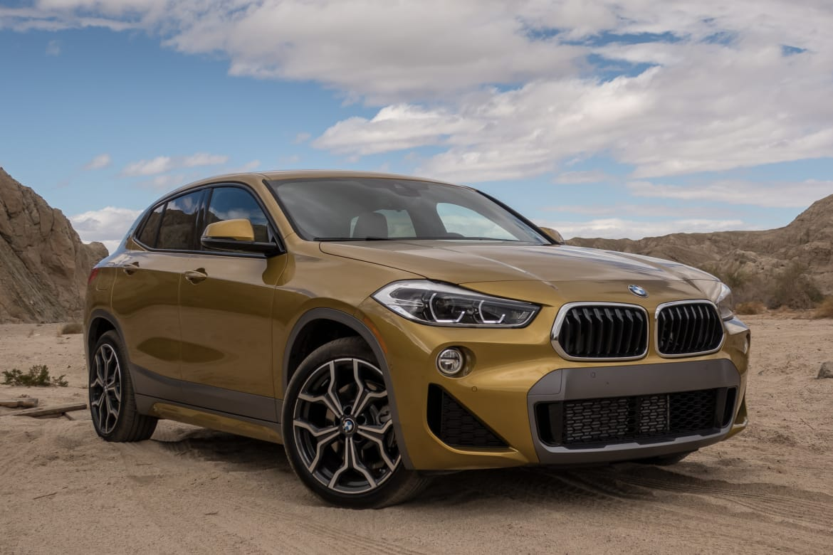 First Drive 2018 Bmw X2 Makes A Better Second Impression News