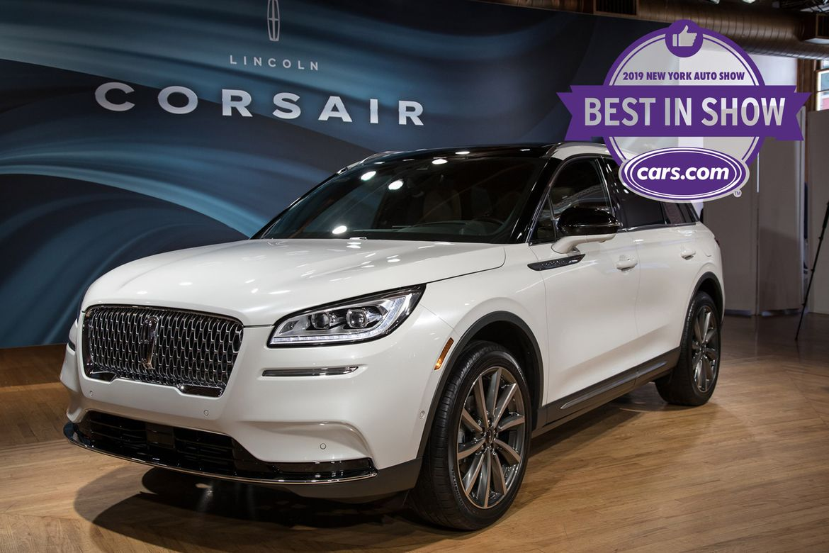 Ny Car Show >> 2019 New York Auto Show Best In Show News Cars Com