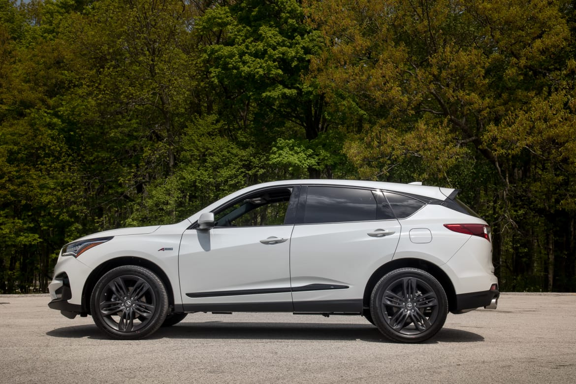 2019 Acura Rdx First Drive Finally Not A Warmed Over Honda