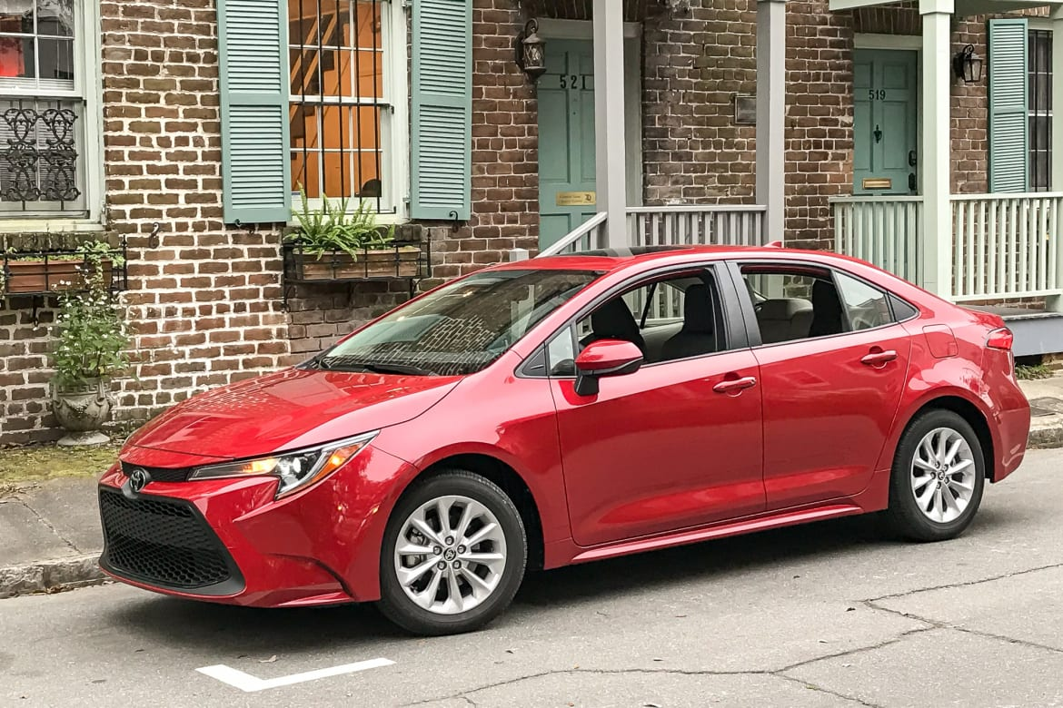 2020 Toyota Corolla First Drive: Hatching A Sedan You Can