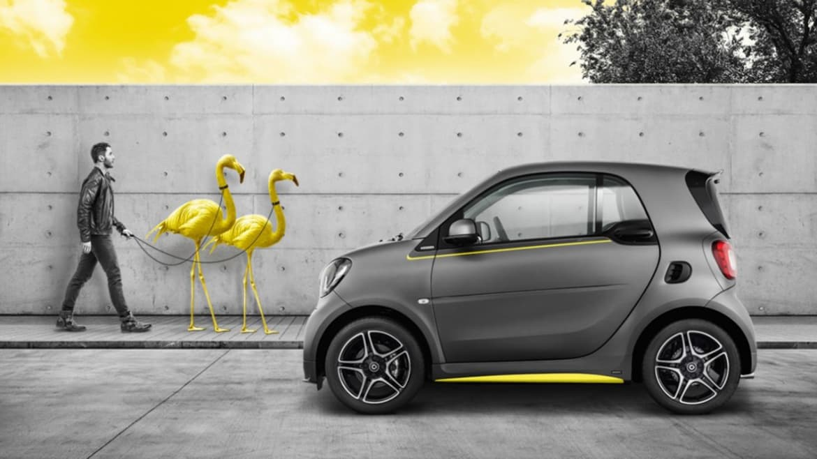 $22,000 Sneakers Come With Free Smart ForTwo | News |