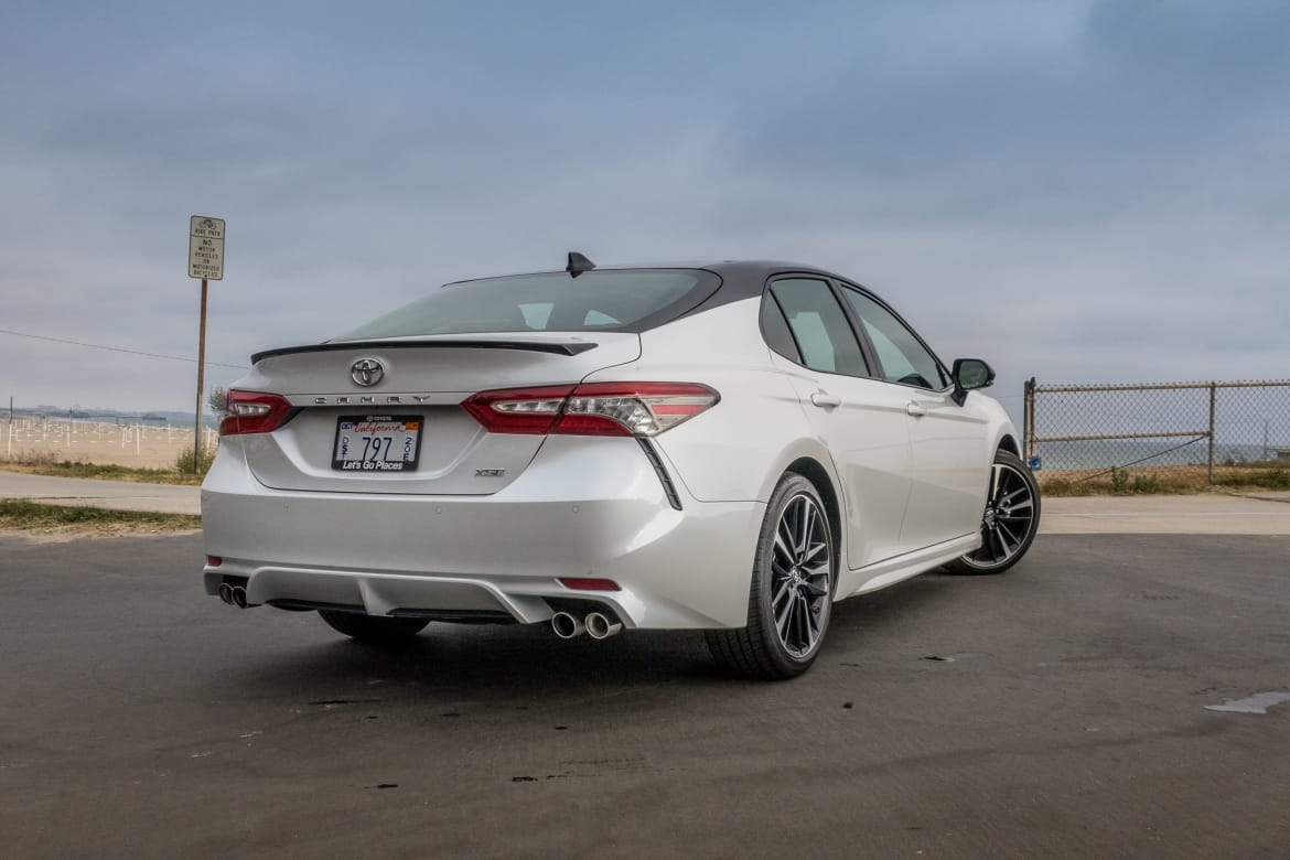 Toyota Camry XSE Vs  Lexus ES: Is the Luxury Nameplate