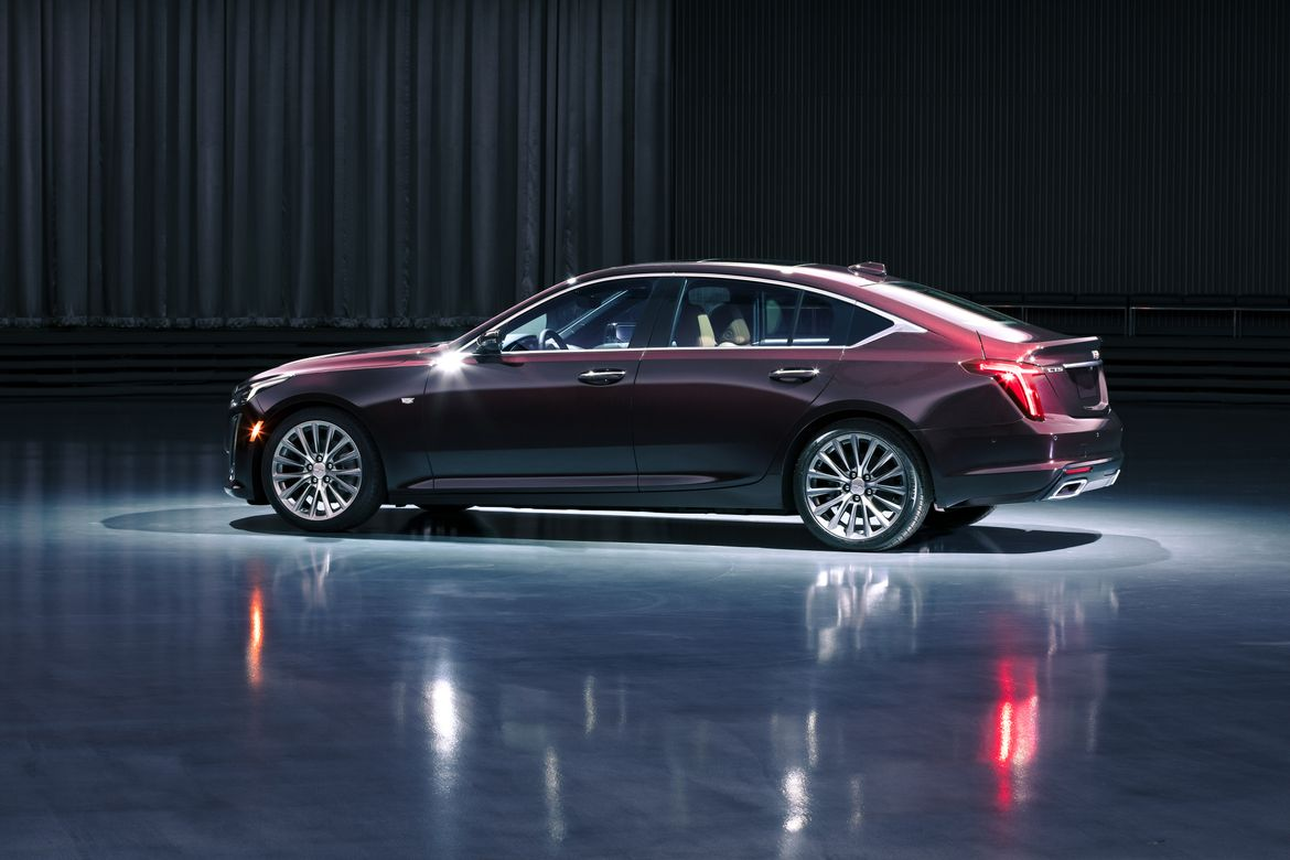 2020 cadillac ct5 if anyone still wants a sports sedan