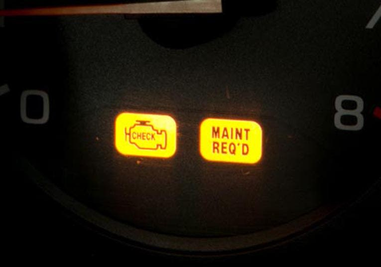 What Does the Check-Engine Light Mean? | News | Cars com
