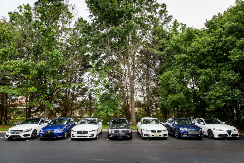 Best Midsize Luxury Sedan >> Luxury Sports Sedan Challenge Is The Bmw 3 Series Still Best