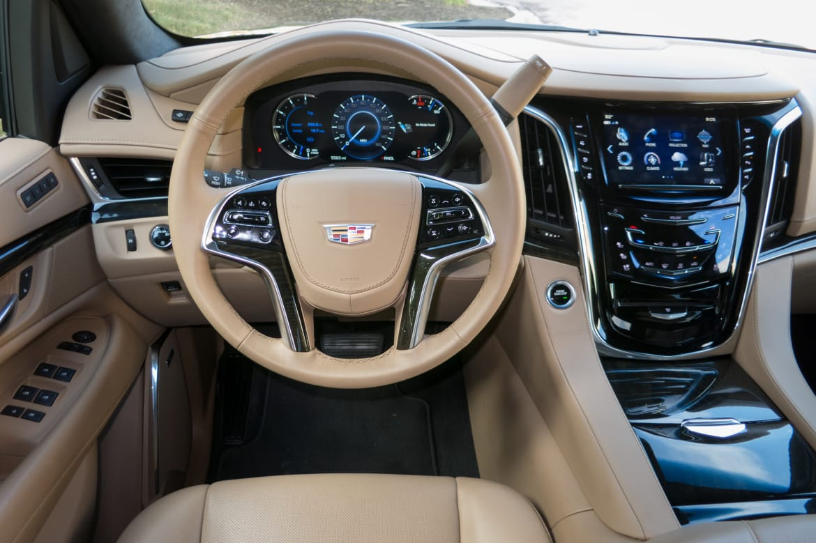 Time for a New Escalade: 5 Things Cadillac Needs to ...