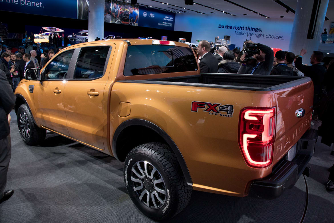 2018 Detroit Auto Show Winners And Losers