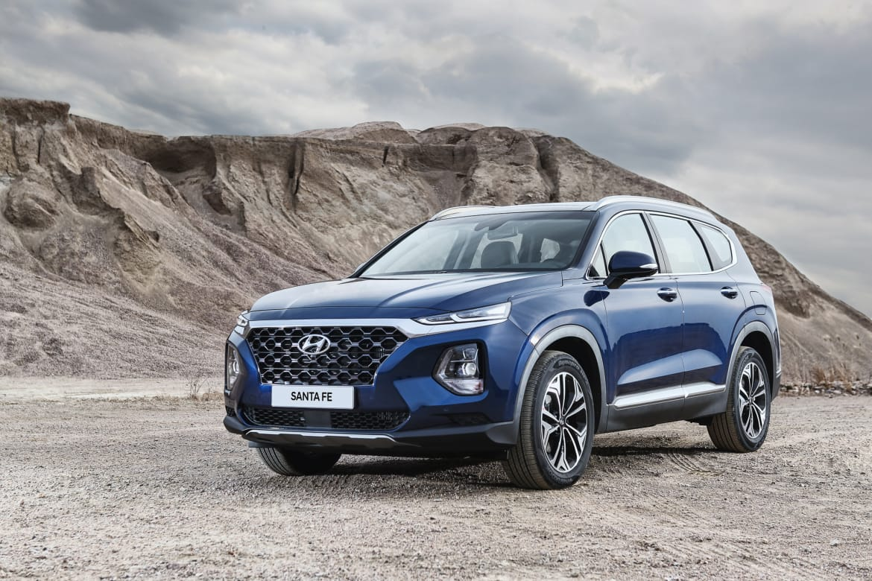 2019 Hyundai Santa Fe Sports Confusing Name Swap, Updated