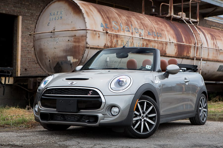 2017 Mini Convertible: Our View