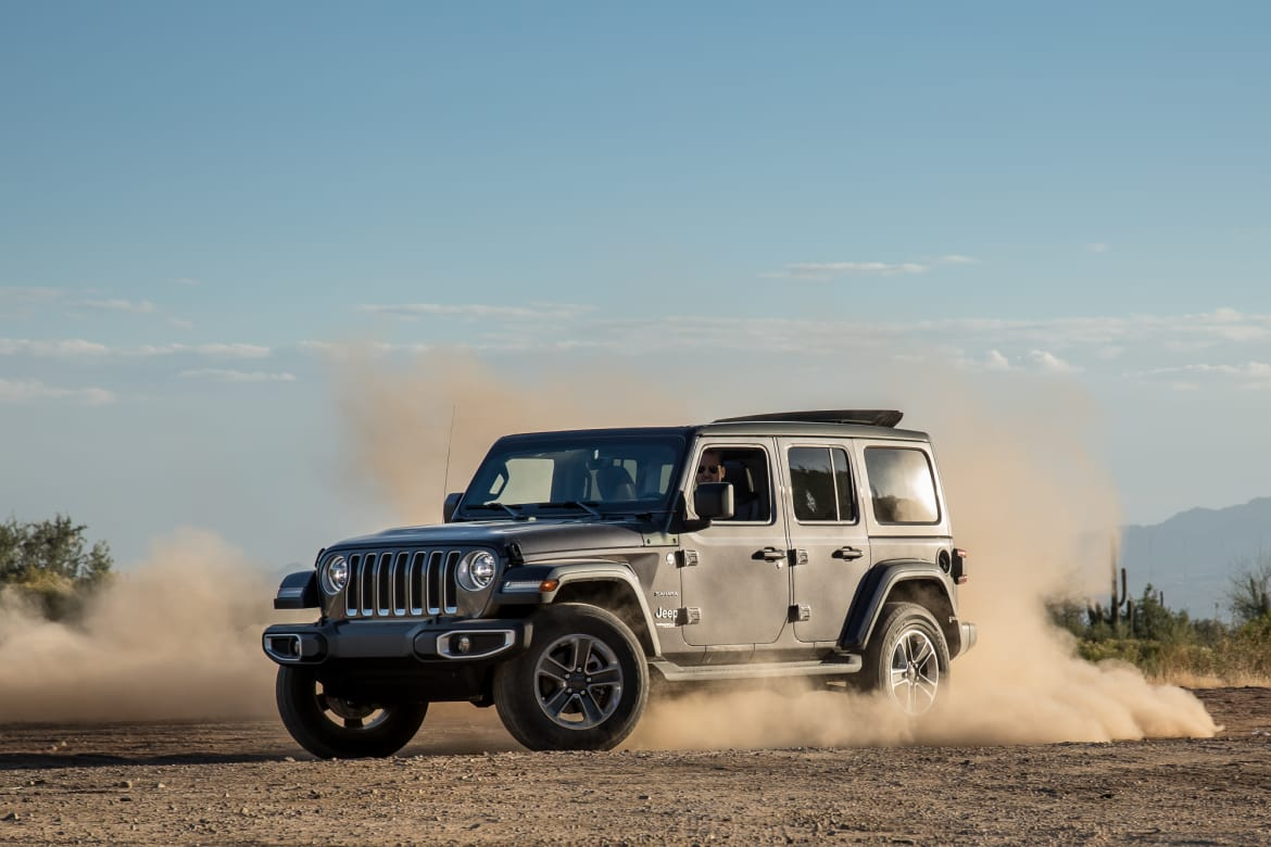 Which 2019 Jeep Wrangler Should I Buy: Sport, Sport S