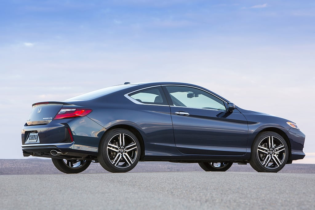 Honda Coupe 2017 >> What S The Best Alternative For The Honda Accord Coupe