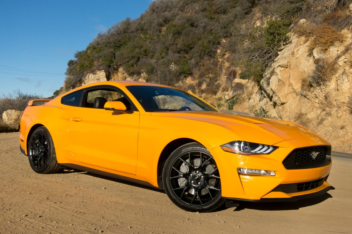 2018 ford mustang first drive ready to pony up news cars com