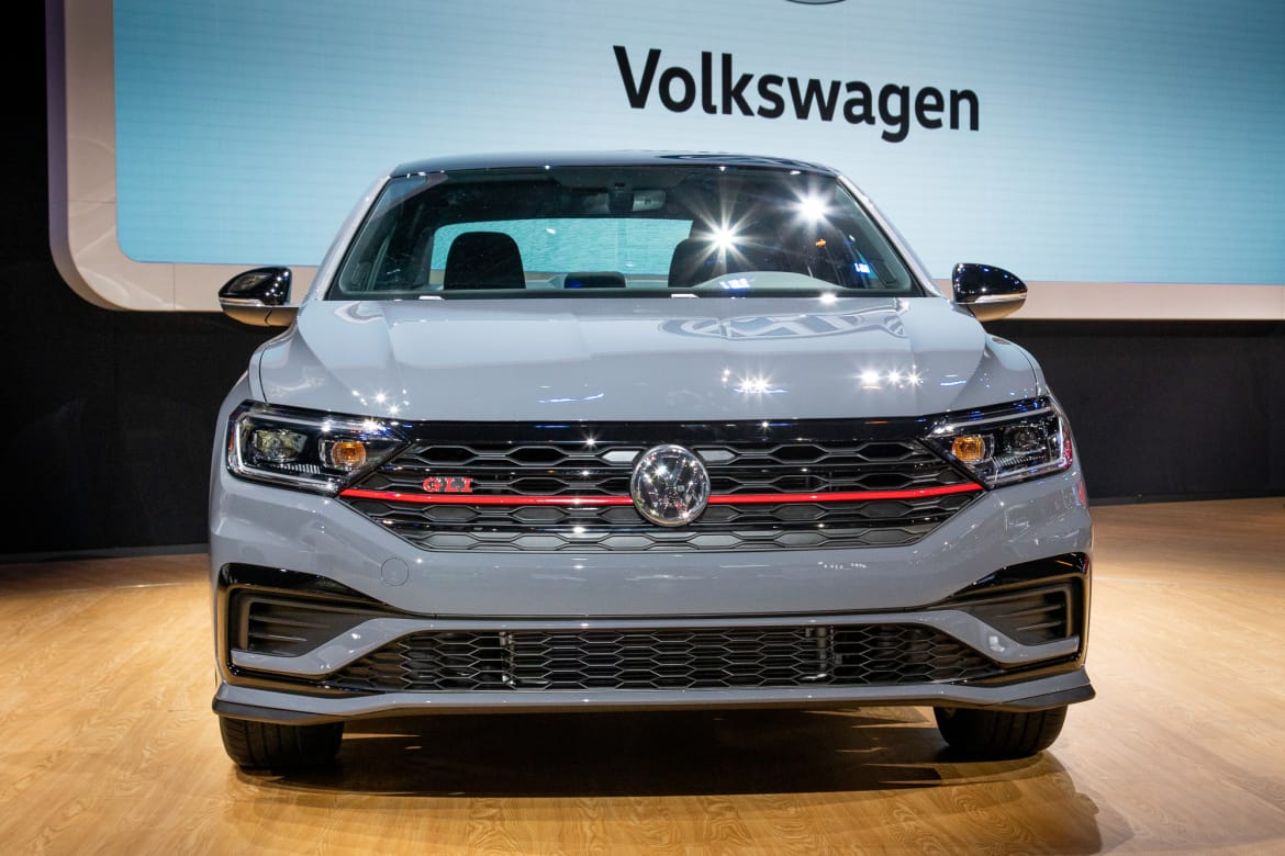 2019 Volkswagen Jetta Gli Higher Performance For Lower